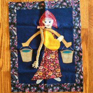 Accessories - Russian folk napkin